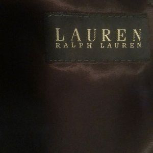 Ralph Lauren suit coat with pants Gray